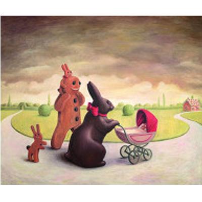 Home Sweet Home by SJ Szikora-Mounted