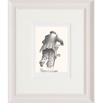 Old Tam by Alexander Millar-Framed