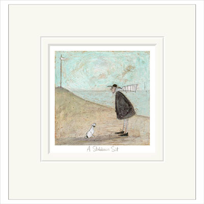 Sam Toft A Stubborn Sit Signed Limited Edition Art Print