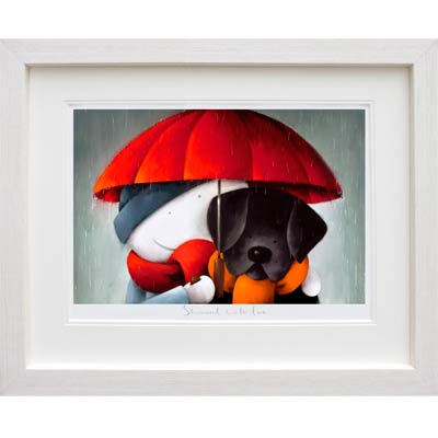 Showered with Love Doug Hyde