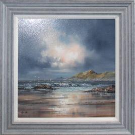 Quiet Day Sailing by Allan Morgan