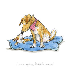 Love You Little One by Anita Jeram