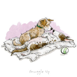 Snuggle Up by Anita Jeram
