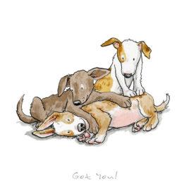 Got You by Anita Jeram
