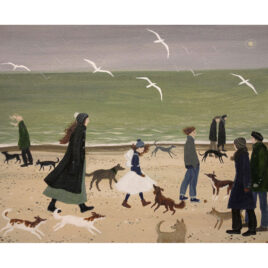 Fairy on the Beach by Dee Nickerson