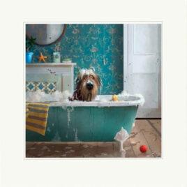 Bathtime, by Stephen Hanson