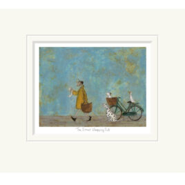 The Donut Shopping List by Sam Toft