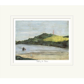 Paddling for Pebbles By Sam Toft