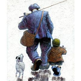Memories of Dad, Alexander Millar