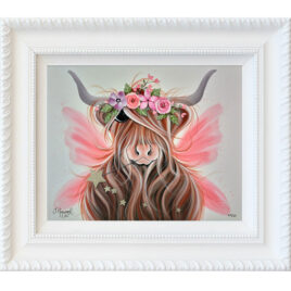 Flower Fairy, by Jennifer Hogwood