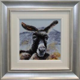 Donkey by Ruby Keller