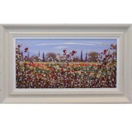 Poppy Meadow, by Mary Shaw