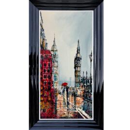 City Walk,by Nigel Cooke,London