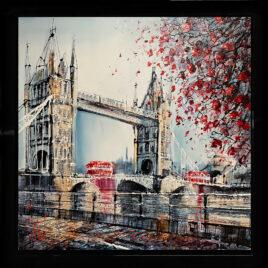Tower Bridge,by Nigel Cooke